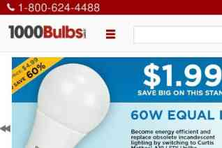 1000Bulbs reviews and complaints