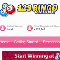 123 Bingo Online reviews and complaints