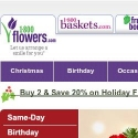 1800Flowers reviews and complaints