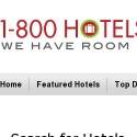 1800Hotels reviews and complaints