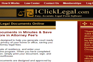 1clicklegal reviews and complaints