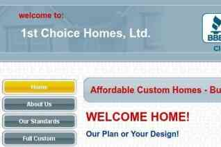 1st Choice Homes reviews and complaints