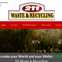 211 Waste Disposal reviews and complaints