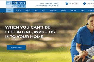 24 7 Nursing Care reviews and complaints