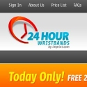 24 Hour Wristbands
