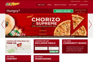 241 Pizza reviews and complaints