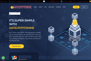 24FXCRYPTOMINE reviews and complaints