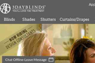3 Day Blinds reviews and complaints