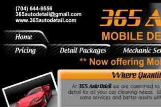 365 Auto Detail reviews and complaints
