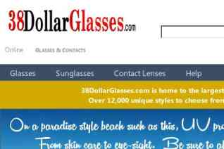 38DollarGlasses reviews and complaints