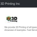 3D Printing Inc