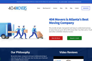 404 Movers reviews and complaints