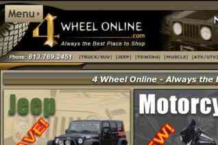 4wheelonline reviews and complaints