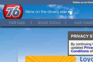76 Gas Station reviews and complaints