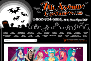 7Th Avenue Costumes reviews and complaints