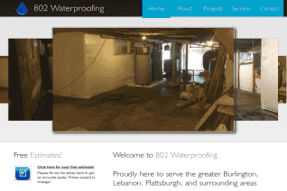 802 Waterproofing reviews and complaints