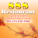 888 Chinese Restaurant reviews and complaints