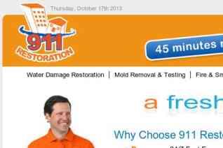 911 Restoration reviews and complaints