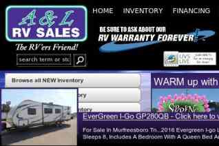 A And L Rv Sales reviews and complaints