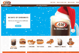 A and W Restaurants USA reviews and complaints