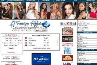 A Foreign Affair reviews and complaints