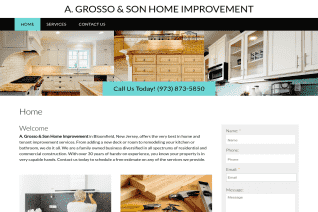 A Grosso And Son Home Improvement reviews and complaints