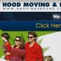 A moving around
