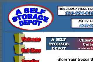 A Self-Storage Depot reviews and complaints