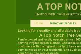 A Top Notch Tree Service reviews and complaints