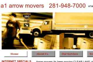 A1 Arrow Movers reviews and complaints