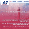 A1 Moving and Storage reviews and complaints