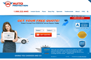 Aa Auto Protection reviews and complaints