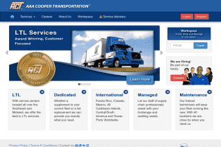 AAA Cooper Transportation reviews and complaints