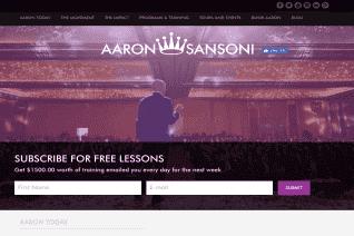 Aaron Sansoni Group reviews and complaints