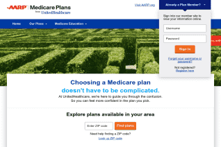 Aarp Medicare Plans From United Healthcare reviews and complaints