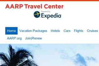AARP Travel Center Powered By Expedia reviews and complaints