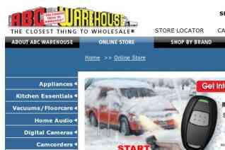 Abc Warehouse reviews and complaints