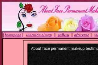 About Face Permanent Makeup reviews and complaints