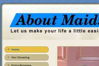 About Maids reviews and complaints