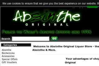 Absinthe Original reviews and complaints