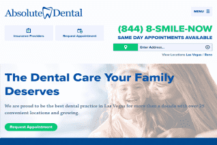 Absolute Dental reviews and complaints