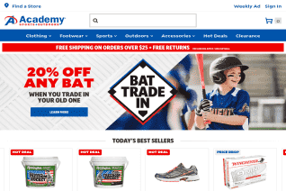 Academy Sports And Outdoors reviews and complaints
