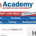 Academy Sports Store reviews and complaints