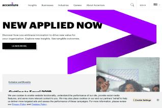 Accenture reviews and complaints