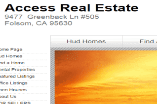 Access Real Estate Of Folsom reviews and complaints