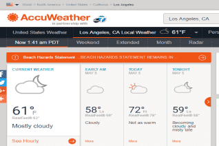 Accuweather reviews and complaints