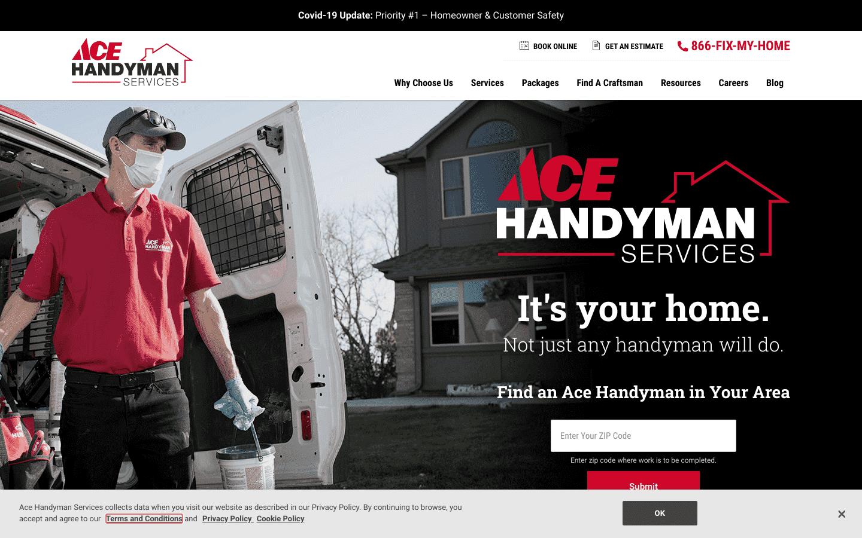 ACE Handyman Services reviews and complaints