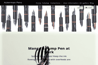 Ackerman Pens reviews and complaints