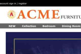 Acme Furniture reviews and complaints