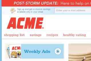 ACME Markets reviews and complaints
